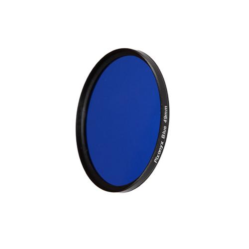 Farbfilter blau