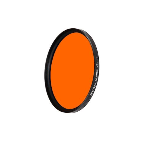 Farbfilter orange