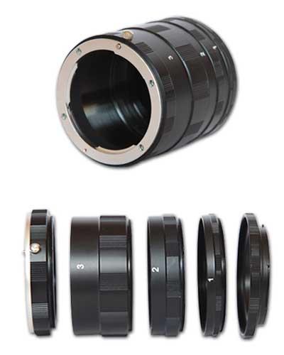 Makroringe für Nikon