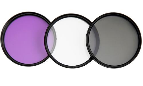 Filterset CPL+FLD+UV