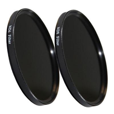 Filterset ND4 + ND8