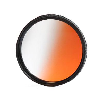 Orange Verlaufsfilter