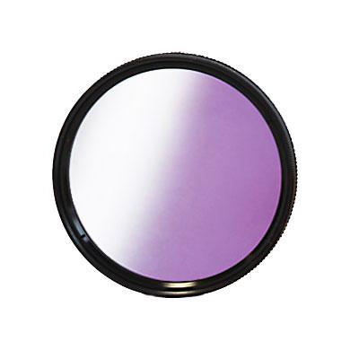 Violett Verlaufsfilter